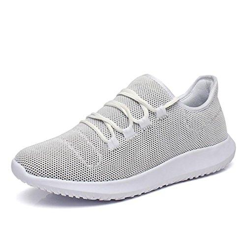 Toile Confortables D'étudiants 2018 Hommes 39 Sneakers white automne Printemps Sport Course Tourisme De Nouveaux Chaussures Respirant nzfqzAS10x