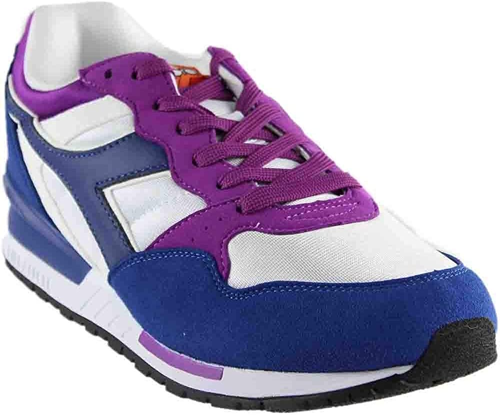 Diadora Mens Intrepid NYL Casual Sneakers,