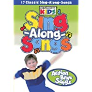 Cedarmont Kids - Sing Along Songs: Action Bible Songs