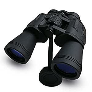 VELSENX Professional Bird Watching Binoculars with Case, COLOR True Clarity and Brightness Close Up or Far Away. Extra Wide Field of View. Close Focus. Waterproof. Fog-Proof