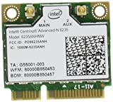 Intel Network 6235AN.HMWWB Centrino WiFi Card Half Mini PCI Express Advanced-N 6235 Dual Band Bluetooth