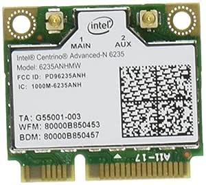 Intel Centrino Advanced-N 6235 - Tarjeta de Red (PCI Express, Bluetooth, WLAN, 300 Mbit/s)