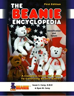 1fa291f2a4e The Beanie Encyclopedia  A Complete Unofficial Guide to Collecting Beanie  Babies