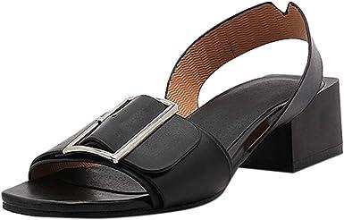 Womens Summer Wide Width Sandals Belt