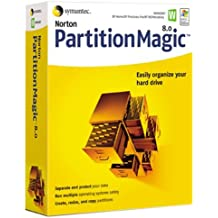 Symantic PartitionMagic v8.0 (1 User)