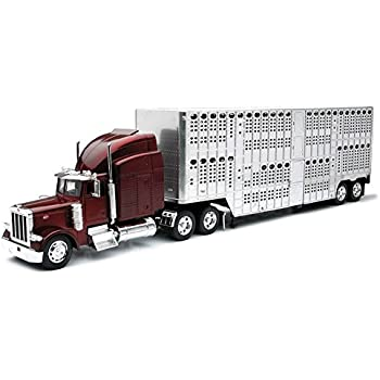 Peterbilt 379 Livestock Truck - 1:32 Scale by NewRay