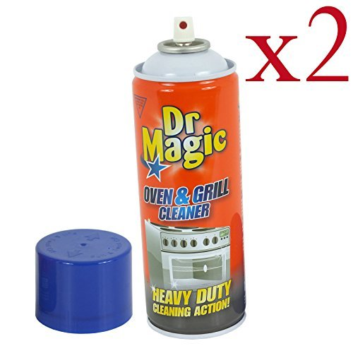 Dr Magic Oven And Grill Cleaner (Pack of 2) Bid Buy Direct Grill162