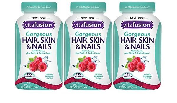 Vitafusion Gorgeous Hair Skin And Nails 17