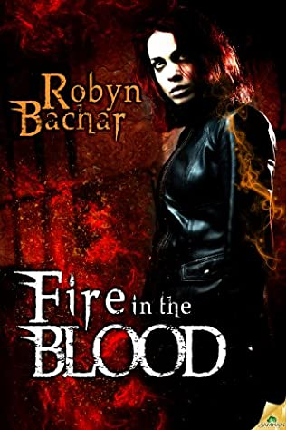 book cover of Fire in the Blood