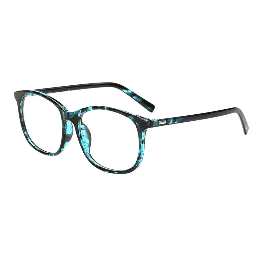 Meijunter R/étro Neutre lunettes grande monture de lunettes claires
