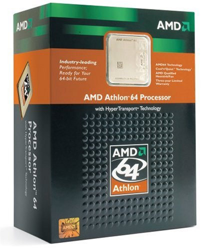 Amd Athlon 64 3800+ Processor Socket 939 by AMD