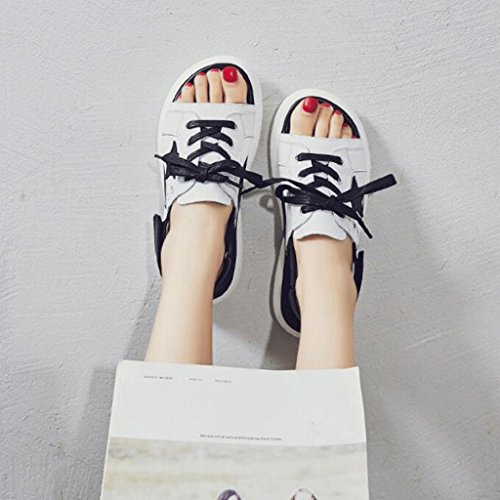 Sandals 0 Wear Shoes Fashion Summer Size Female Sports Slippers 5 pqYq1