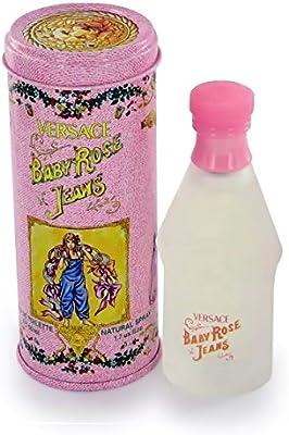 Versus Baby Rose Jeans Eau de Toilette for Women 50 ml
