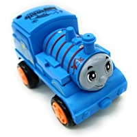 FunBlast Robot Toy Train- Converting Train to Robot Transformer for Kids, Toy Train Pull Push Bump and Go.