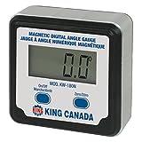 King Canada KW-180N Magnetic Digital Angle Gauge