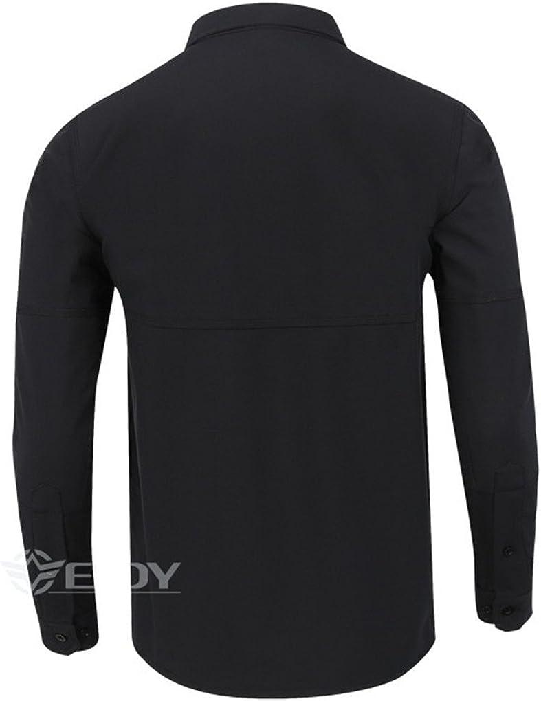 Shanghai Story Tactical Shark Skin Soft Shell Windproof Outdoor Shirt
