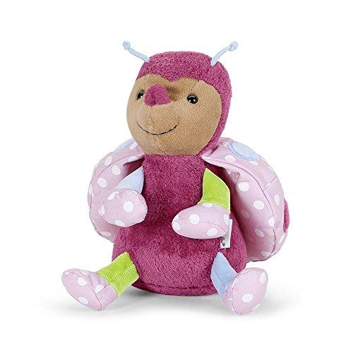 Ladybug Musical Mobile (Sterntaler Katharina Plush Toy, Pink)