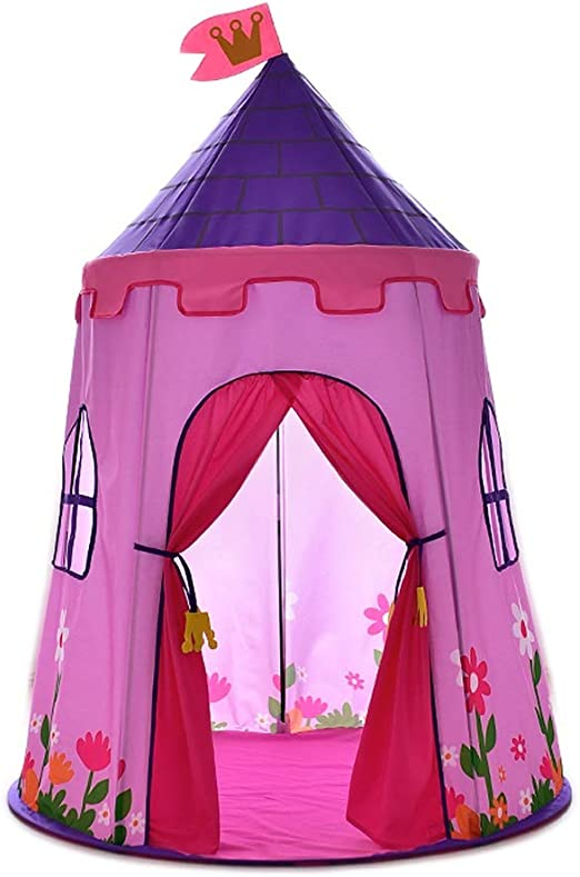Children S Tent Game House Cloth Making Indoor Home Girl Castle
