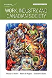 img - for Work, Industry, and Canadian Society book / textbook / text book