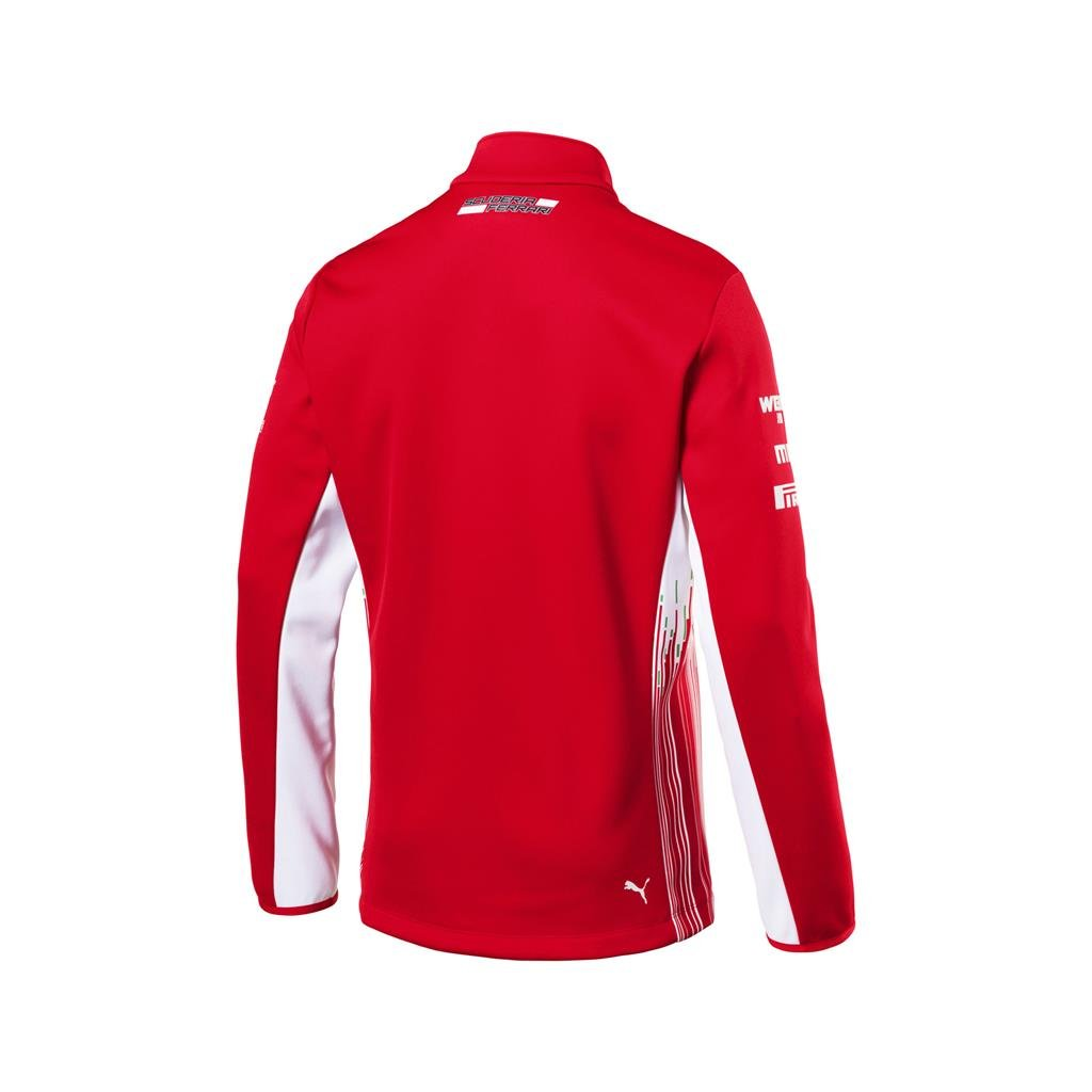 Amazon.com: Ferrari Scuderia F1 Racing SF Team Puma Soft ...