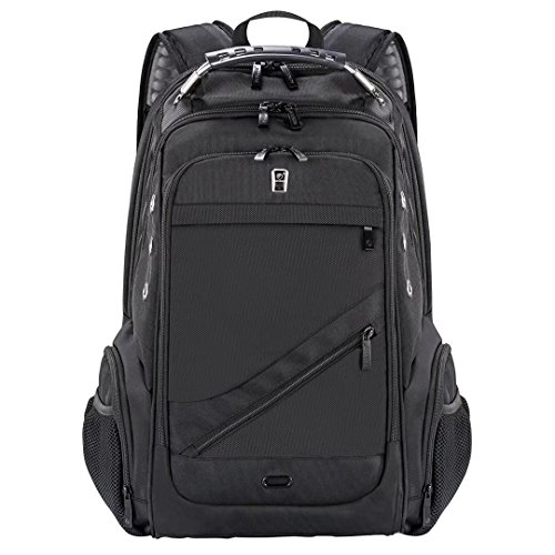 Travel Laptop Backpack, Sosoon Business Backpack with USB Charging Port,...