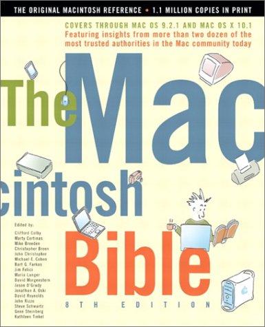Macintosh Bible, The (8th Edition) (Macintosh Repair)