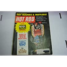Hot Rod July 1971 Bolt-on Performance... Hot Headers & Mufflers! Building the Volks-rod 100-hp Vw Muscle Engine (Hot Rod)