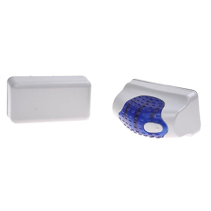 TOOGOO (R) Limpiador Limpia Cristales con Iman Imantado Magnetico para Acuario: Amazon.es: Hogar