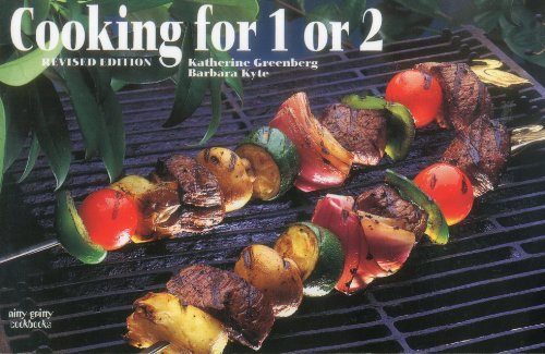 Cooking for 1 or 2 (Nitty Gritty Cookbooks)
