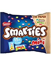 Smarties Mini Chocolate Bag, 216 g