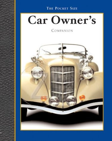 Read Online Car Companion Companion (Pocket Size Companion) ebook