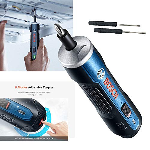 ewdriver-Bosch Go 3.6V Smart Cordless Screwdriver Top Quality Product ()