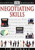 Negotiating Skills, Tim Hindle, 0789424487