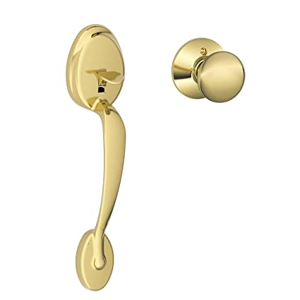 Schlage Fe285 Ply 505 Ply 605 Plymouth Half Handleset With Plymouth