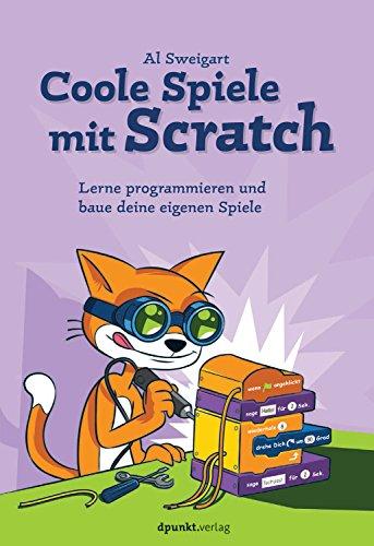 Amazon com: Coole Spiele mit Scratch: Lerne programmieren
