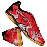Chuteira Dalponte New Audace Futsal Vermelha 1641da5ab8af0