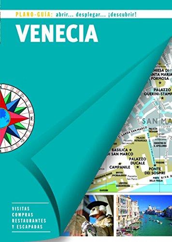 Venecia. Plano guia 2016 (Spanish Edition) (Plano Guía / Plan Guide) - Autores Gallimard