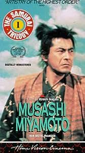 Samurai I - Musashi Miyamoto [VHS]