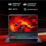 Acer Nitro 5 Intel Core i5-10th Gen 15.6-inch (39.62 cms) Display T&L Gaming Laptop (8GB Ram/1TB HDD + 256GB SSD/Win10…