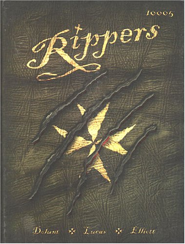 Rippers (Savage Worlds; S2P10005) by Simon Lucas & Christopher Dolunt (2005-06-01)