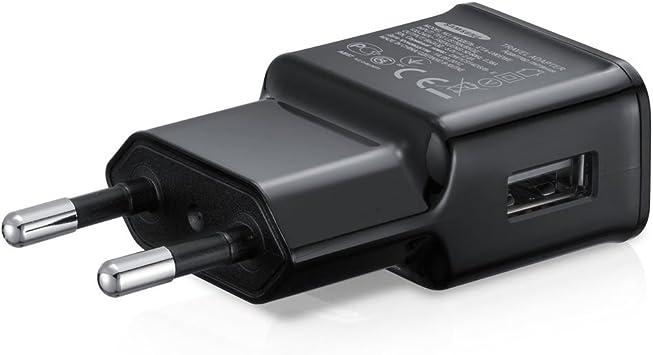 Chargeur rapide Samsung ETAU90EBE 5V 2A etou Câble USB