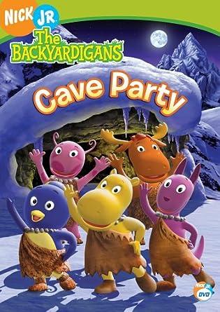 Amazon Com The Backyardigans Cave Party Lashawn Jefferies Jonah