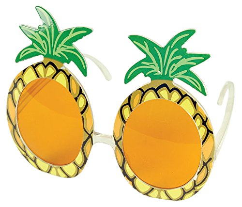 Fancy Dress Pineapple Shades. Ideal for creating a Timmy Mallet costume.