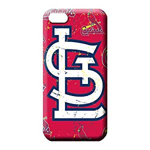 iphone 5c Dirtshock Unique Durable phone Cases phone carrying case cover st. louis cardinals mlb baseball