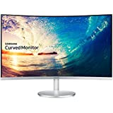 Samsung Monitor C27F591 FULL HD 27´´ LED Curvo Branco