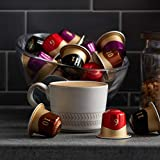 Peets Coffee Espresso Capsules Variety Pack 10 Each (40 Count) Compatible with Nespresso Original Brewers Single Cup Coffee Pods