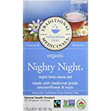 Traditional Medicinals Organic Nighty Night, 20 tea bags
