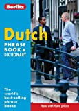 Dutch Berlitz Phrase Book and Dictionary (Berlitz Phrasebooks)