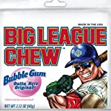 Big League Chew - Original, 2.12 oz pouch, 12 count