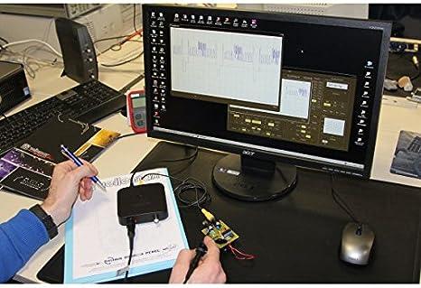 Osciloscopio y Generador de señal para PC con conexión USB – pcsu200: Amazon.es: Iluminación